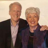 Jean Ann and Duffy Swan