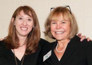 Nancy Mahoney (L) and Belinda Jentzen (R)