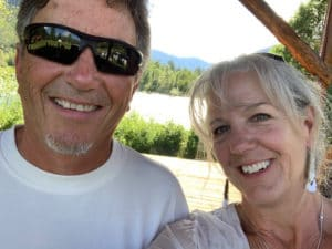 Sally and Ken Adams