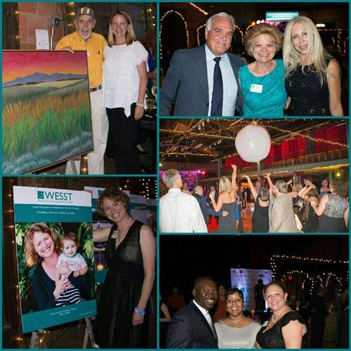 Silver Soiree attendees